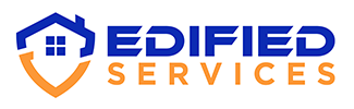 Edified Services Dryer Vent Cleaning Logo